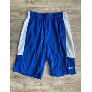 NIKE Men's Blue Shorts